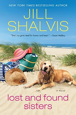 Review, Giveaway, Lost and Found Sisters, Jill Shalvis, Bea's Book Nook