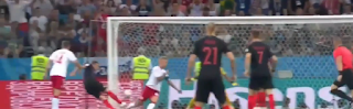 التشكيلة الأساسية لمنتخب كرواتيا فى المباراة النهائية للمونديال