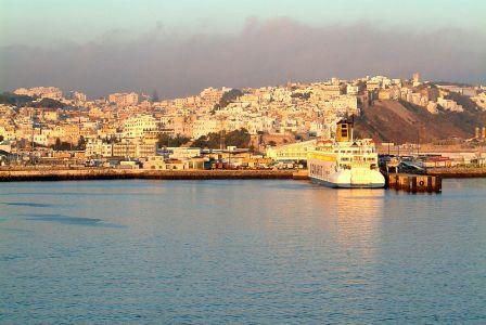 Tangier, Maroko