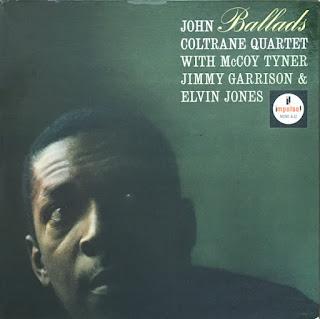 John Coltrane, Ballads