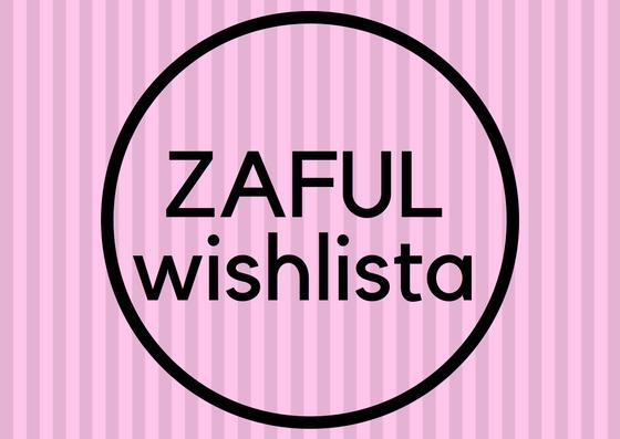 Zaful wishlista