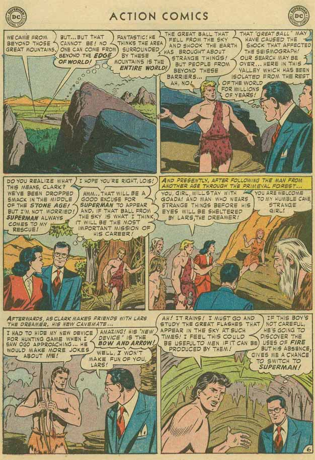 Read online Action Comics (1938) comic -  Issue #169 - 9