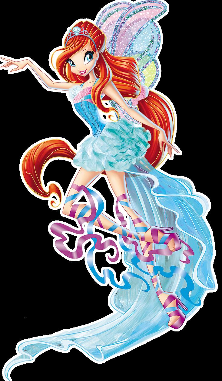 Winx Club Fairies: Bloom Harmonix Collection