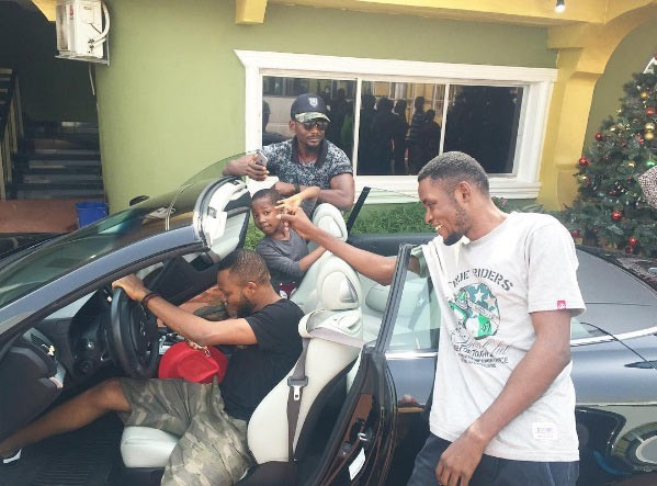 Hard work pays! Denilson Igwe of Mark Angel Comedy buys brand new car