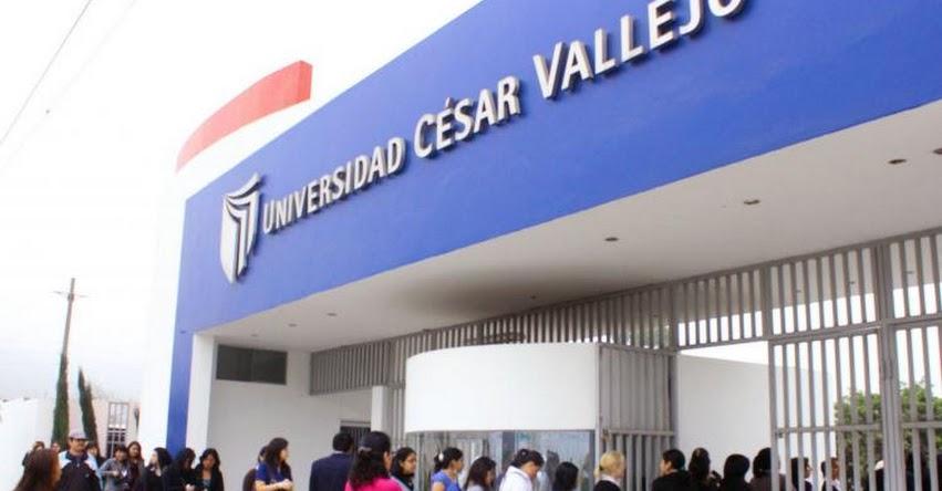 UCV: Universidad César Vallejo se compromete a garantizar un servicio de calidad, tras informe de la SUNEDU