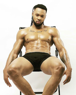 Singer Flavour Releases New Sultry Photos, Nigerians Are Reacting