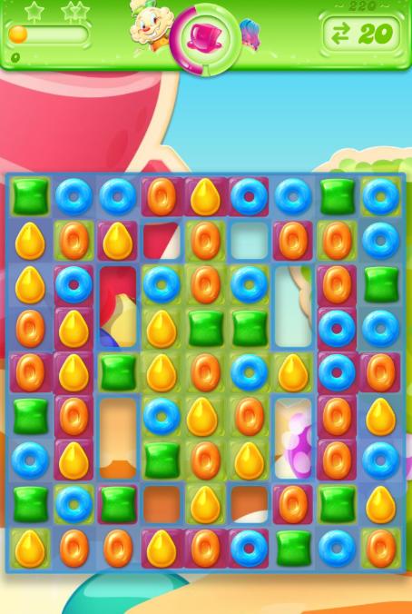 Candy Crush Jelly Saga 220