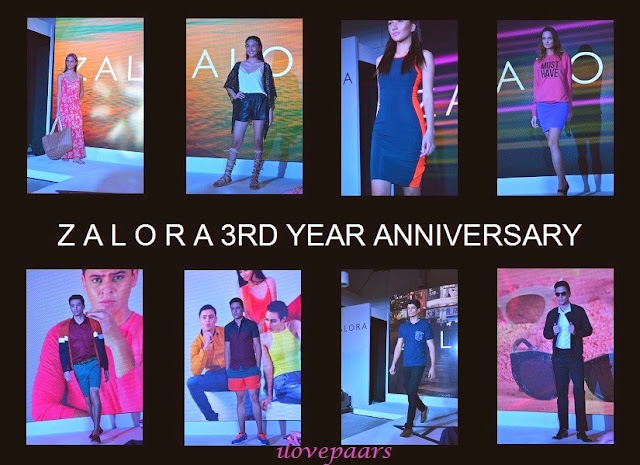 Happy 3rd year ZALORA Philippines