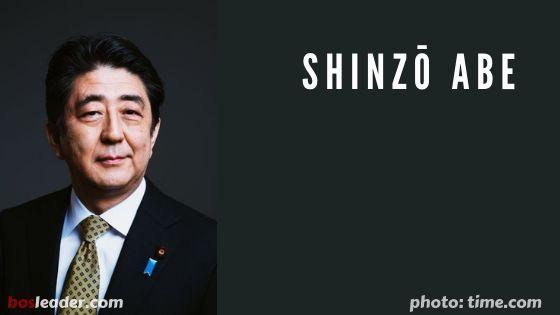 Shinzō Abe: Current Leader of Japan
