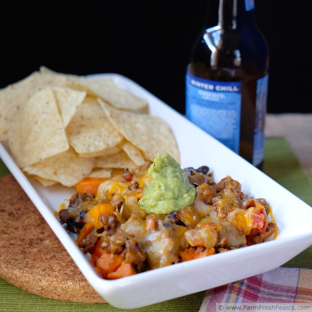 http://www.farmfreshfeasts.com/2015/01/roasted-sweet-potato-nachos.html