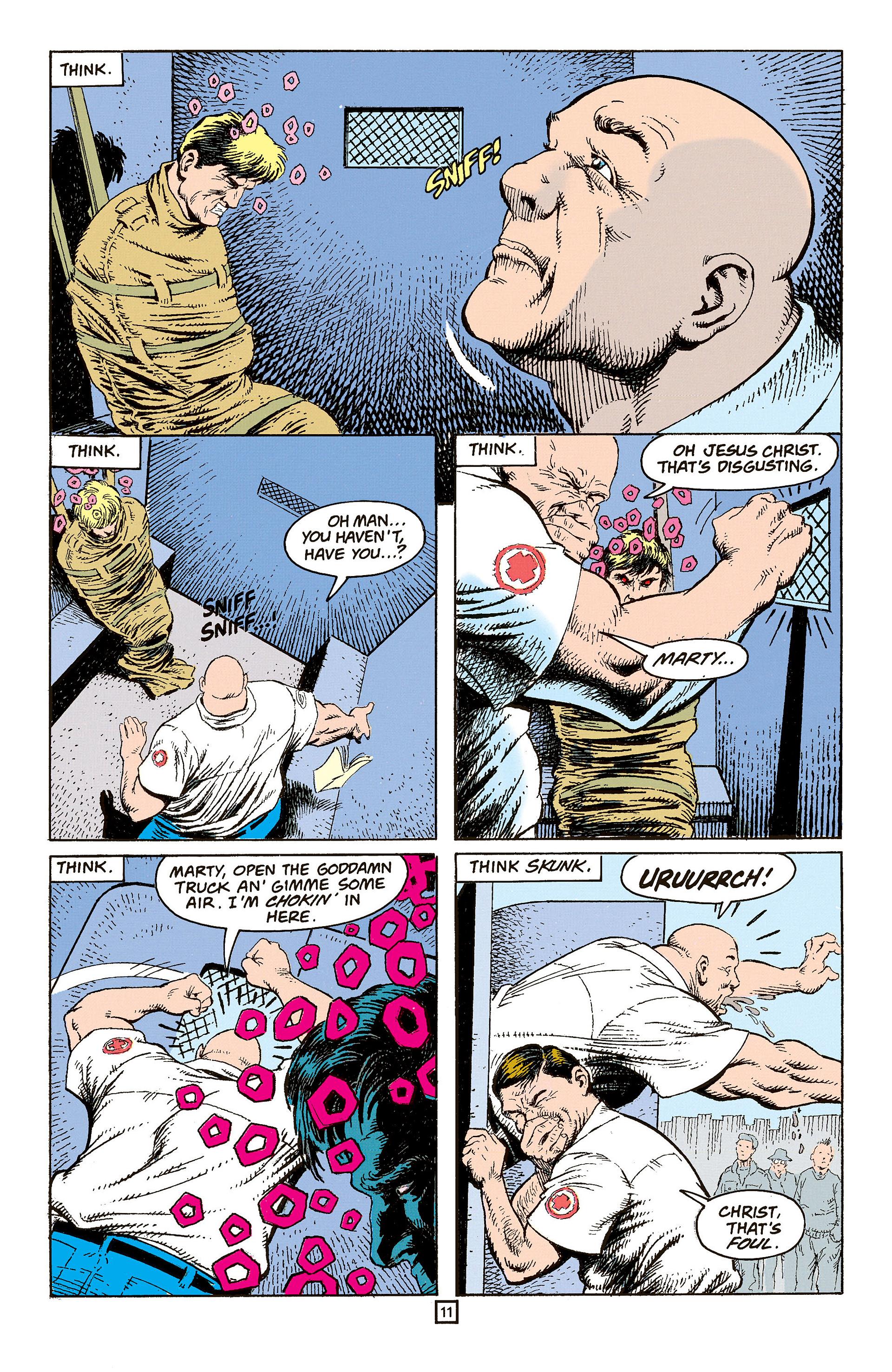 Read online Animal Man (1988) comic -  Issue #60 - 12
