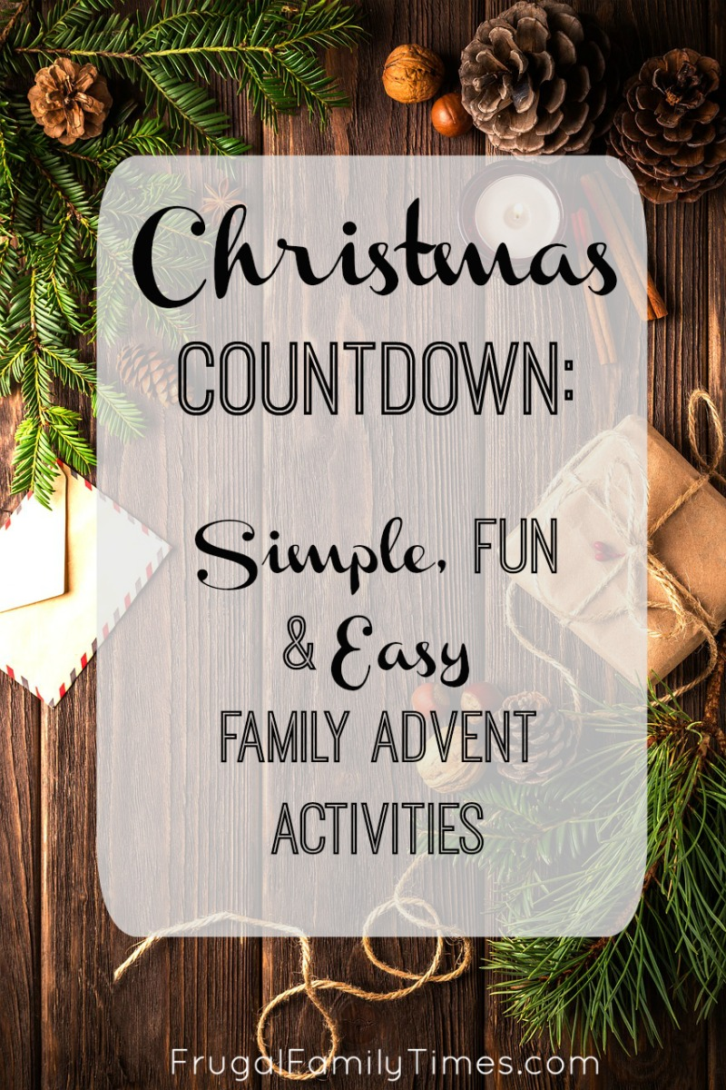 it had never even occurred to me to make a christmas countdown filled with activities until i read this post from simple mom i love the easy colourful way