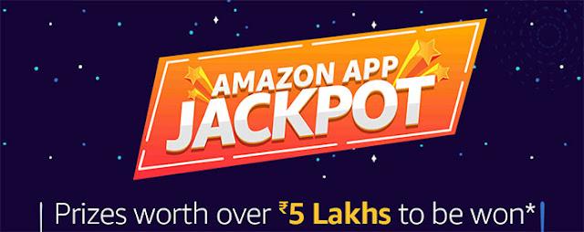 Amazon App Jackpot: eAskme