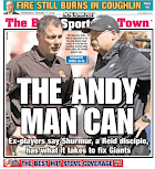 """The Andy Man can?"""