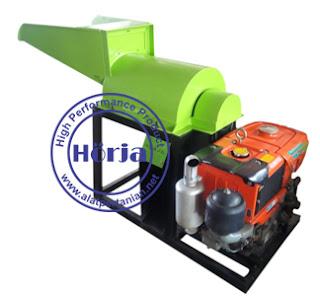 Mesin Pencacah Kompos, Rumput, Jerami (Mesin Pencacah Multiguna) HORJA CPS-EC03