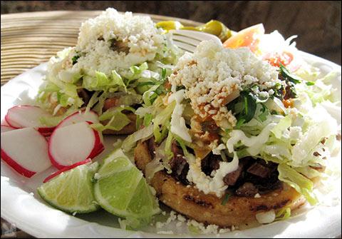 Image Gallery sopes mexicanos