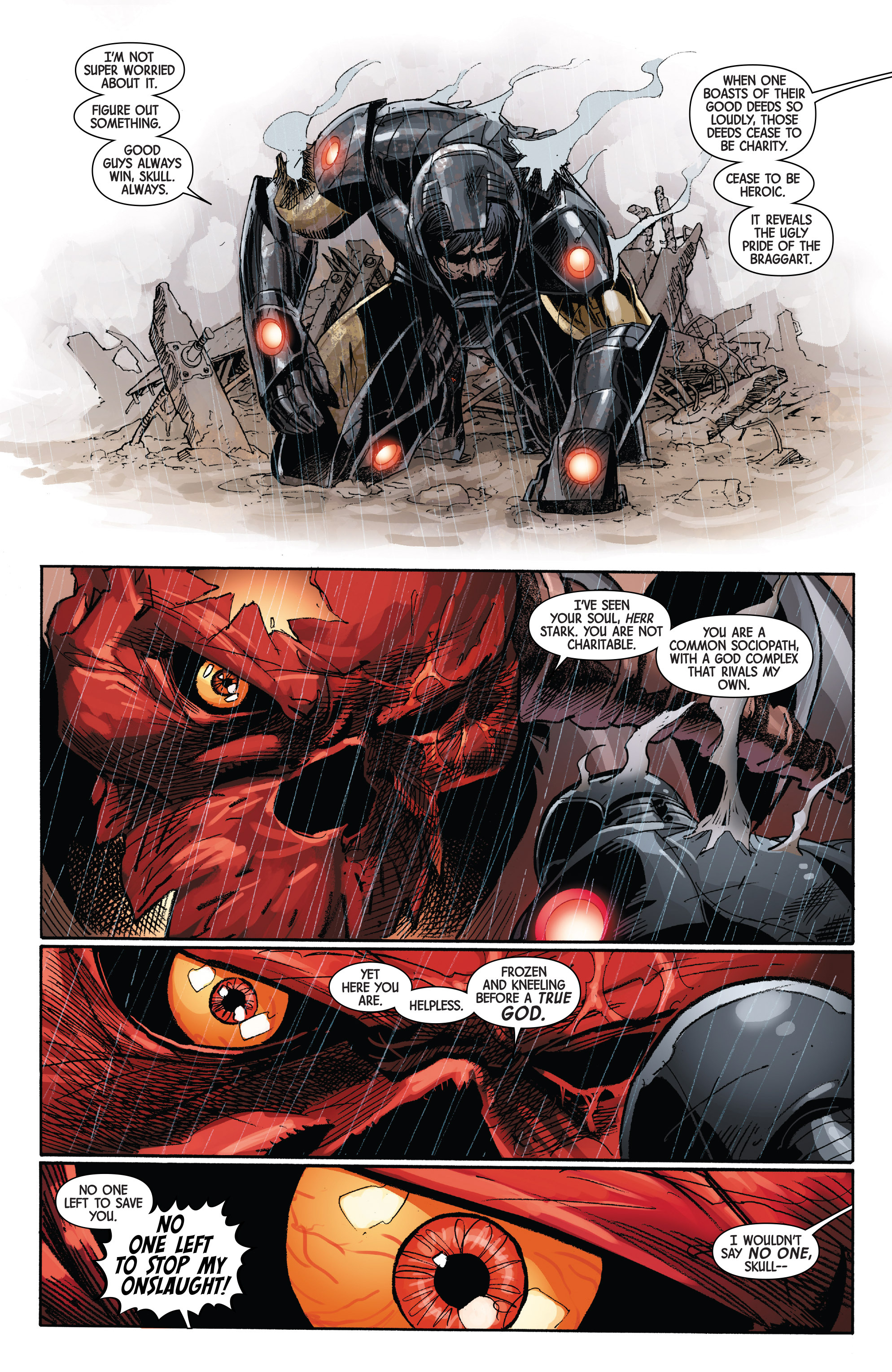 Read online Avengers & X-Men: AXIS comic -  Issue #2 - 23