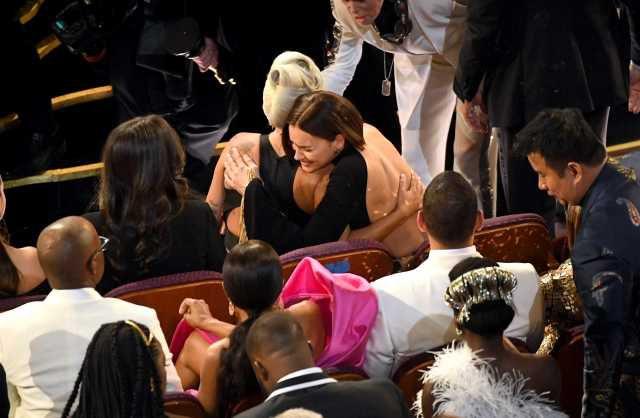 Quem fica Gaga por último, é quem ri melhor...