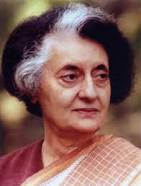 Indira Gandhi : Breaking Knowledge