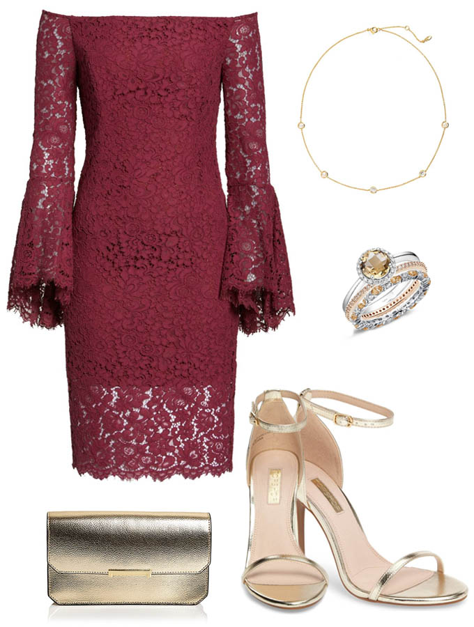 Daily Dose Of Design What To Wear To A September Wedding