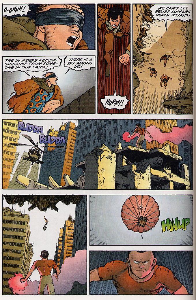 Read online Akira comic -  Issue #26 - 49