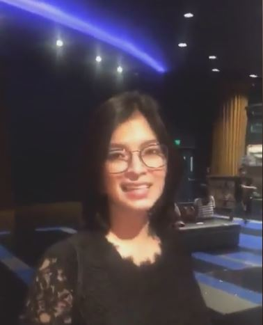 Did You Know? Angel Locsin Is The Celebrity Who Was Frightened At The Movie 'IT'