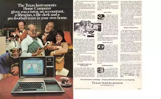Old days' Computer Advertisements 19