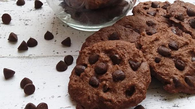 Resep Chocholate Cookies