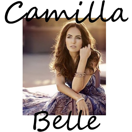 IT GIRL: Camilla Belle