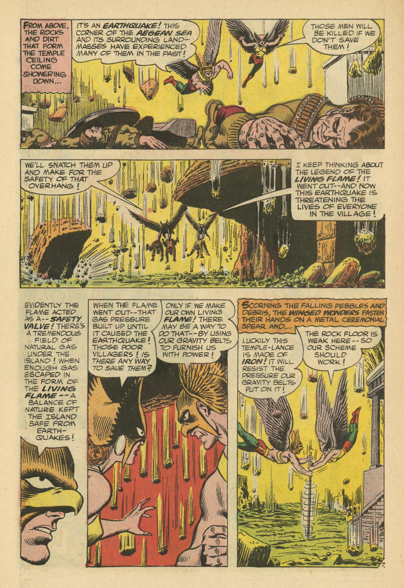 Hawkman (1964) issue 20 - Page 10