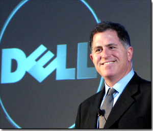 Michael Dell buyout Dell and withdrawal of the scholarship