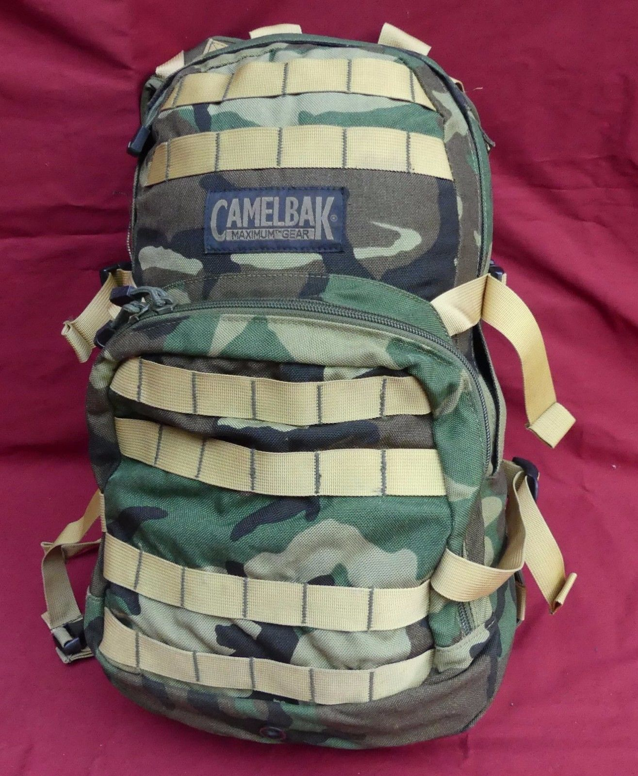 624b6202a2 ... CamelBak's H.A.W.G. This system carries over 1280 cu. in.(20.9L) of gear  and water comfortably on an Independent Suspension Harness, no matter how  ...