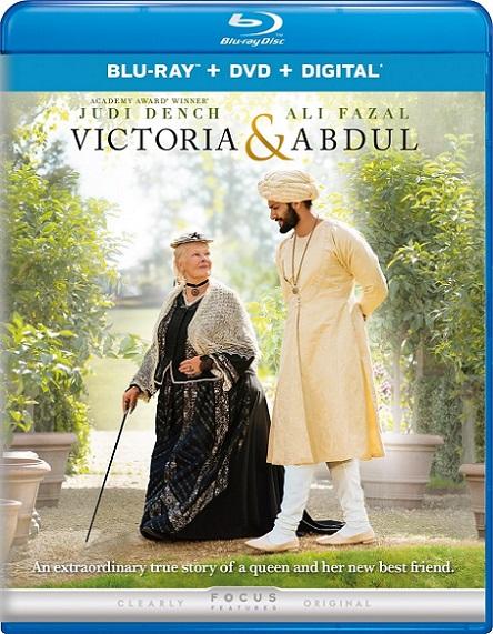 Victoria & Abdul (La Reina Victoria y Abdul) (2017) 720p y 1080p BDRip mkv Dual Audio AC3 5.1 ch