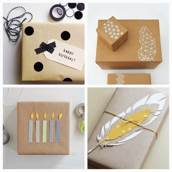 Simple Pretty Packaing