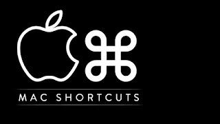 Mac Keyboard Shortcuts (OSX) for Beginners & PC Users 2018