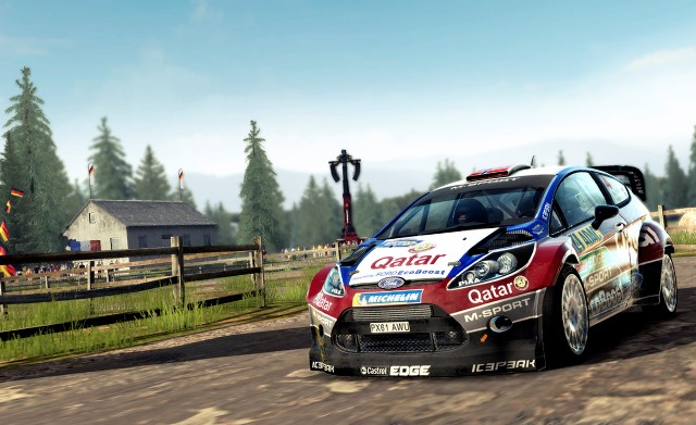 WRC 4 Rally PC Games Gameplay
