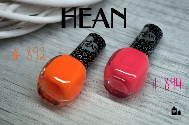 Hean #892 i #894, czyli soczysty neonowy duet.