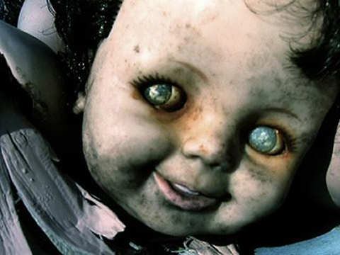 """Time for the REAL """"Annabelle"""" Doll to Stand Up"""