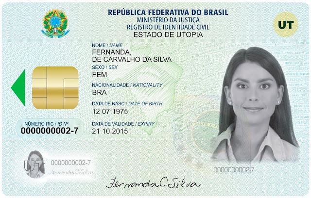 Temer sanciona lei que cria documento único com Chip que reúnce RG, CPF, Titulo de Eleitor e Biometria