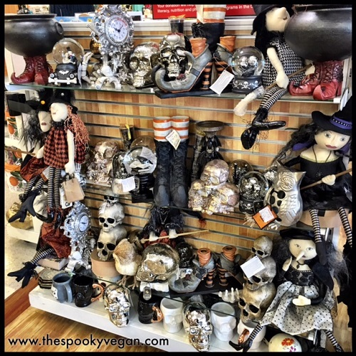 Cute Little Witch Dolls And Lots Of Knick Knacks