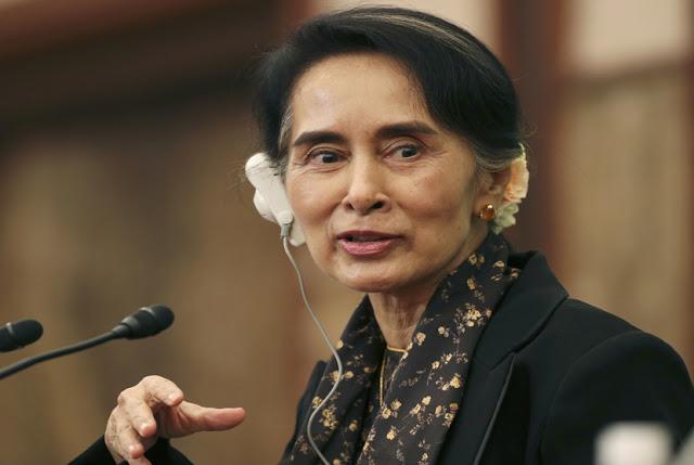Takut Kemarahan Kaum Muslimin, Aung San Suu Kyi Batal Ke Indonesia