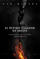 El ultimo cazador de brujas (2015) online y gratis