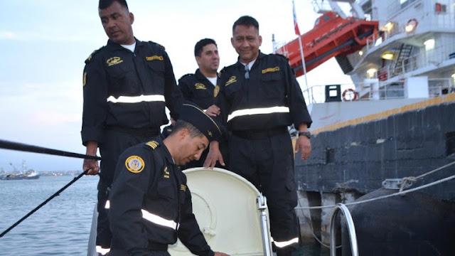 Submarino SS-02 Huancavilca refuerza seguridad de las Galápagos