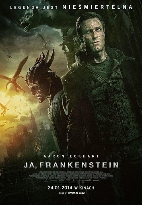 i frankenstein 2 new international posters teaser trailer Dr. Frankenstein