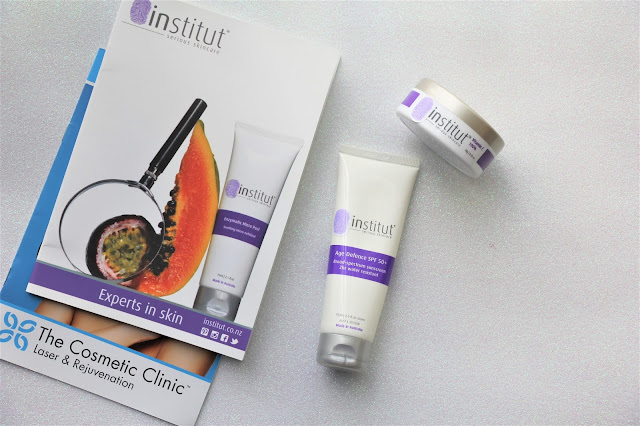 Institut skincare review