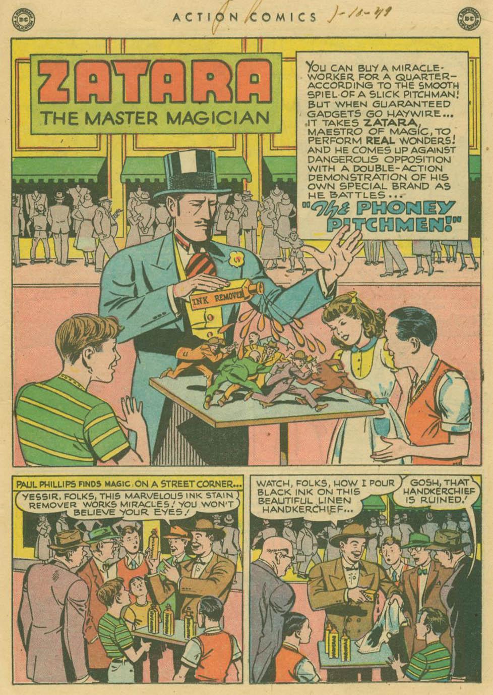 Action Comics (1938) 125 Page 27