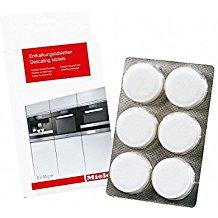 Miele 5626050 Pastillas para Descalcificación - 6 piezas