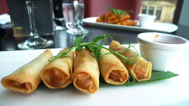 Tasting the Lunch Menu at Chaophraya Newcastle