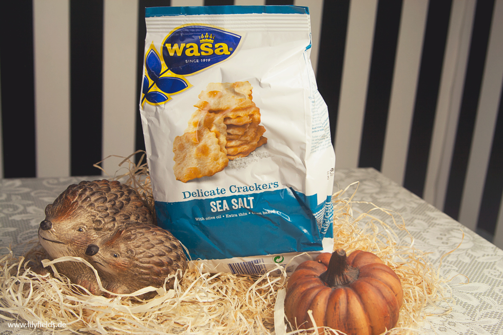 Wasa - Delicate Crackers 'Sea Salt'