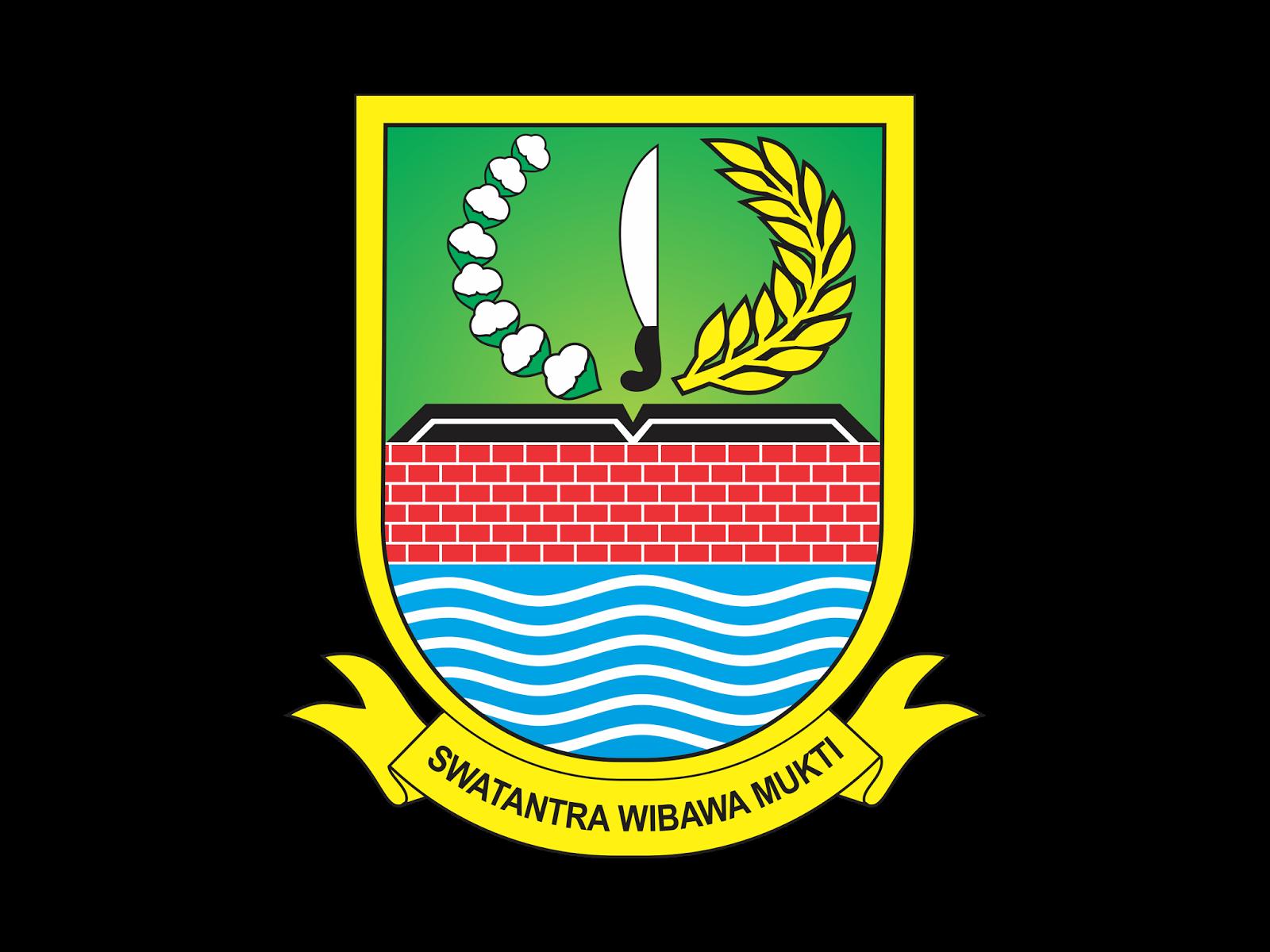 Logo Kabupaten Bekasi Format Cdr Png Logo Vector